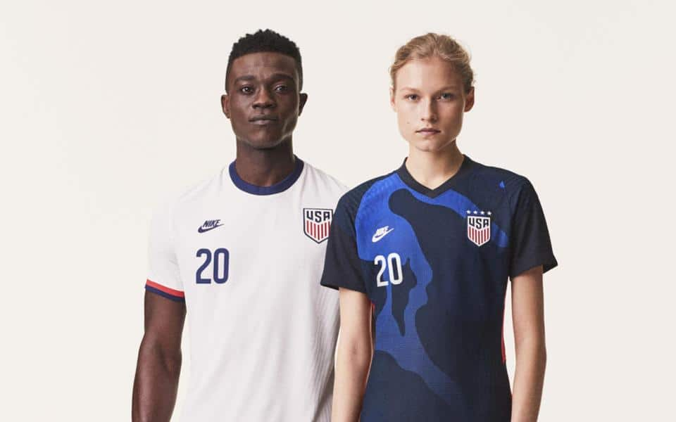 áo bóng đá chính hãng nike