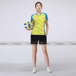 Quần áo thi đấu bóng chuyền nữ Vinasport Speed done