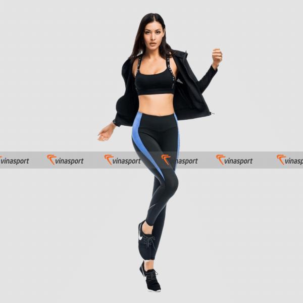 Quần tập Yoga Nữ Vinasport Leggings 4