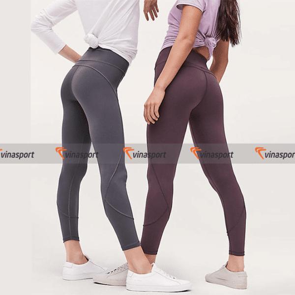 Quần tập Yoga Nữ bó sát Vinasport Leggings 2