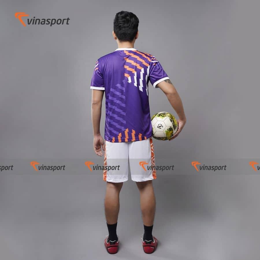 Quần áo bóng đá, đá banh Vinasport American Purple