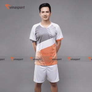 VNASCROW20 - Quần áo bóng đá, đá banh Vinasport Cross white